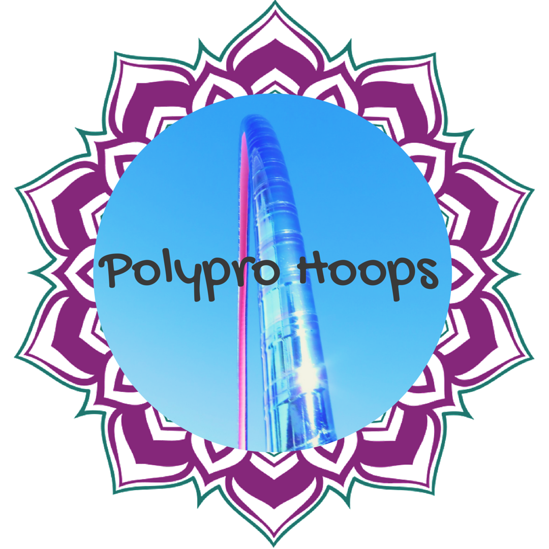 Hoop Flow Love Polypro Hula Hoops Cape Town
