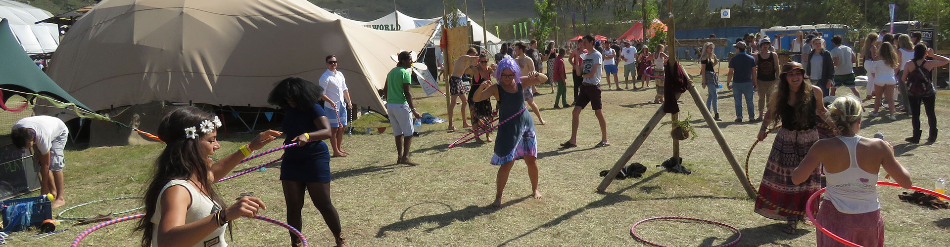 Hoop Flow Love Flowground for Festivals Cape Town