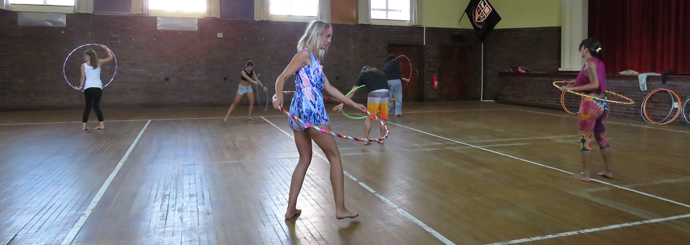 Hoop Flow Love - Beginner Hoop Classes - Cape Town - South Africa
