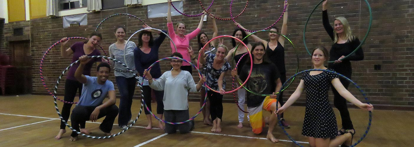 Hoop Flow Love - Intermediate and Advanced Hoop Classes - Cape Town - South Africa