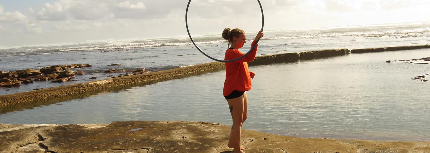 Hoop Flow Love - Online Hoop Classes - Cape Town - South Africa