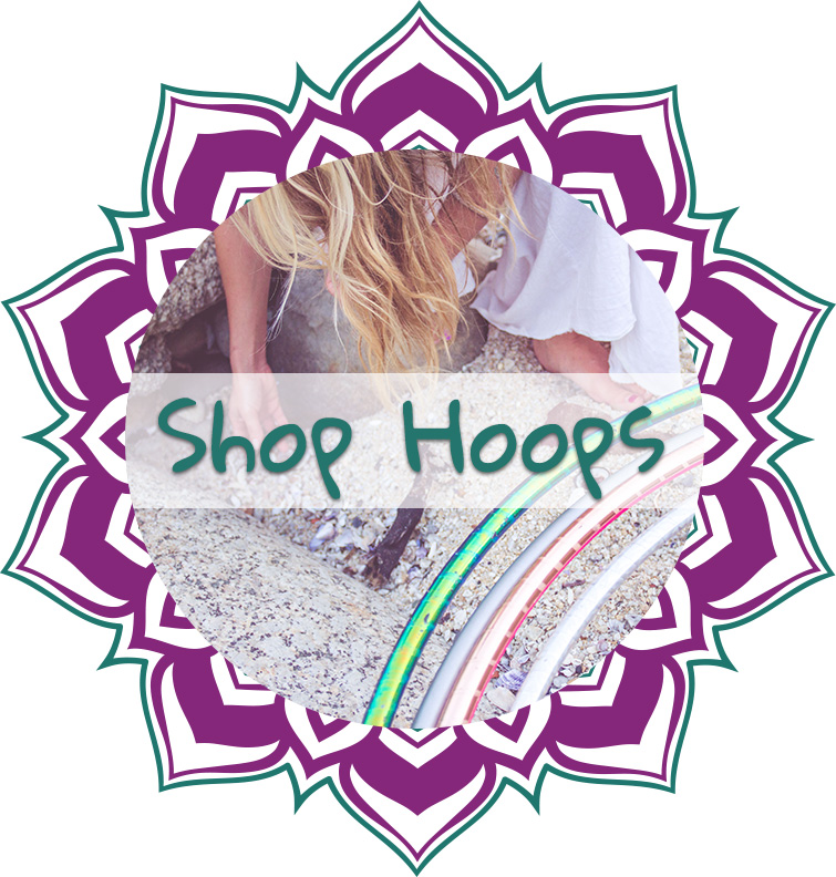 Hoop Flow Love - Buy Hula Hoops - Cape Town