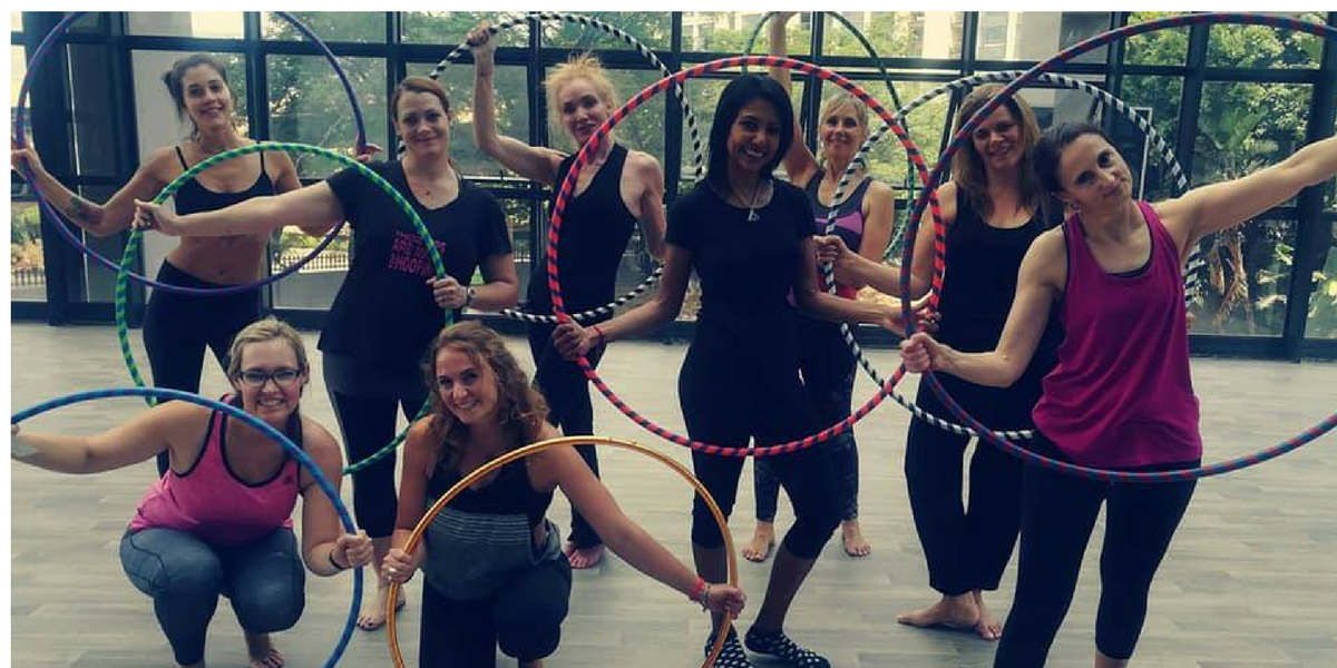 Hoop Flow Love - Touring Hoop Workshops