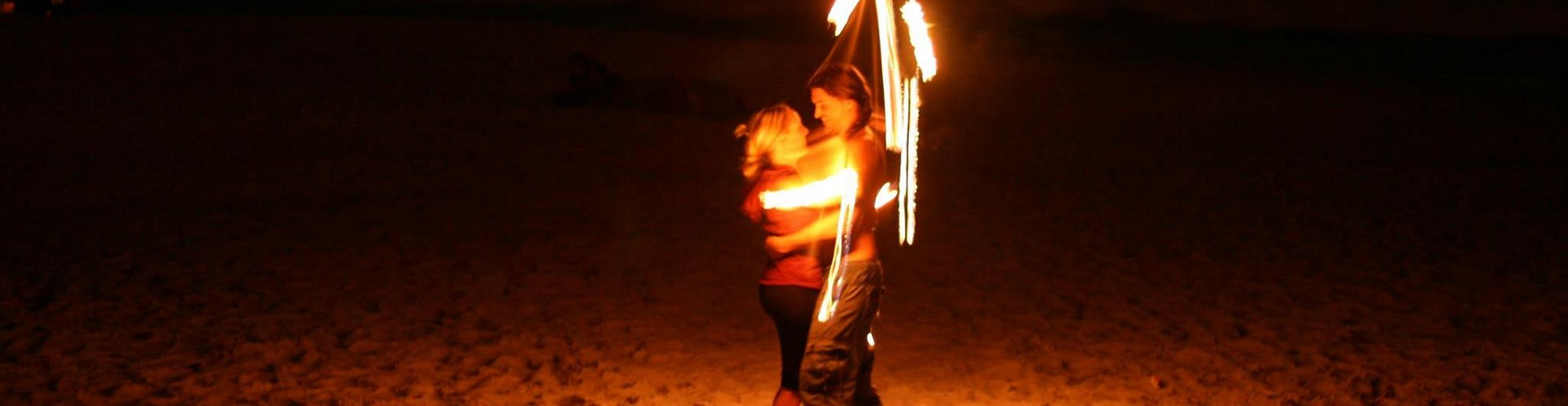 Hoop Flow Love Fire and LED Hula hoops Cape Town