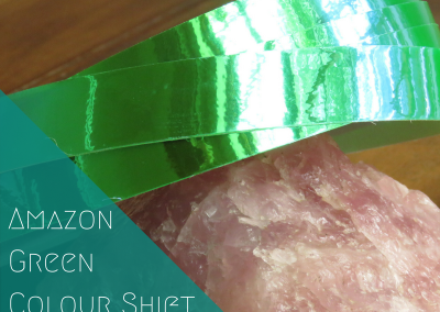 Amazon Green Colour Shift Transparent