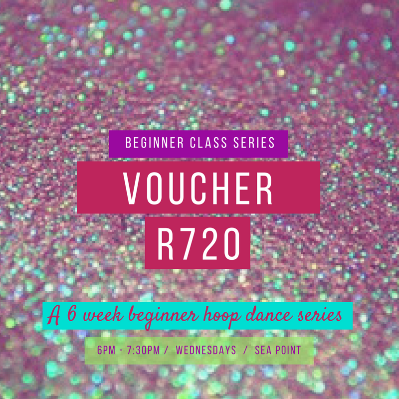 The Gift of Hoop Class Voucher