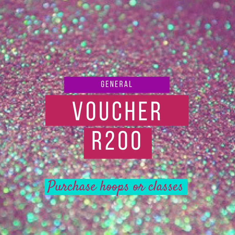 The Gift of Hoop R200 Voucher
