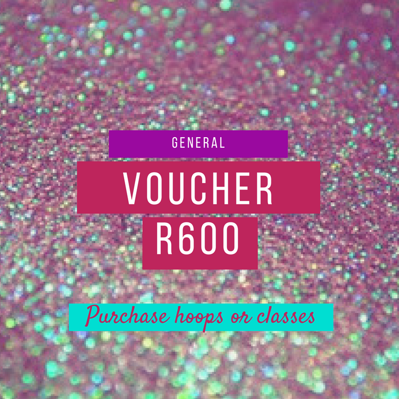 The Gift of Hoop R600 Voucher
