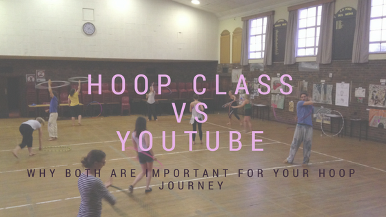 Hoop Classes vs YouTube